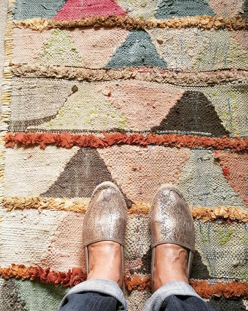 boucherouite&shoes
